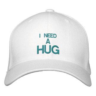 I NEED A HUG - Customizable Baseball Cap