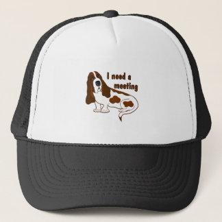 I Need a Meeting Trucker Hat