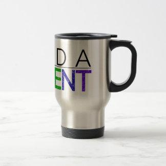 I NEED A MOMENT travel mug