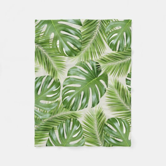 I need a Tropical Vacation Print Fleece Blanket