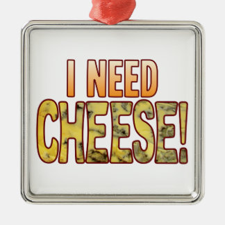 I Need Blue Cheese Christmas Ornament