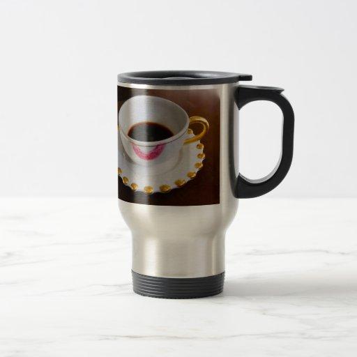 I Need Coffee Lipstick Cup Coffee Mug