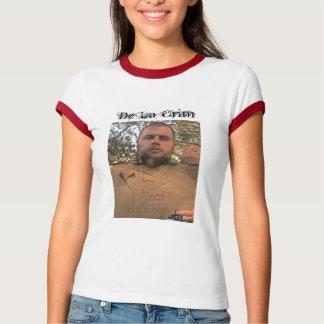 I Need Hip Hop, De La Crim T-Shirt