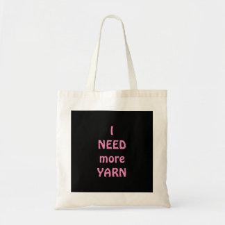 I NEED more YARN
