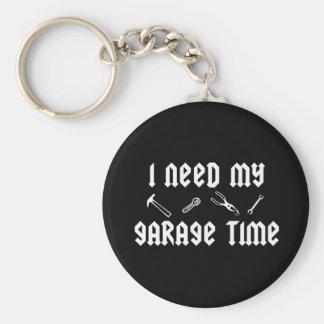 I need my garage time key ring