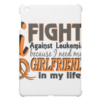 I Need My Girlfriend Leukemia iPad Mini Cover