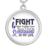 I Need My Husband Oesophageal Cancer Custom Necklace