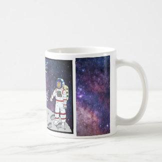 I need my space! coffee mug