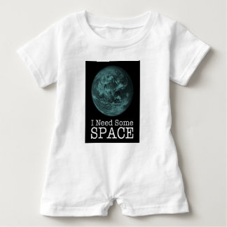 I Need Some Space Baby Romper Baby Bodysuit