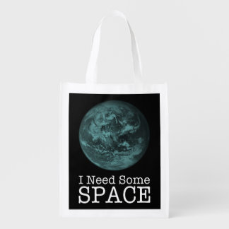 I Need Some Space Reusable Bag