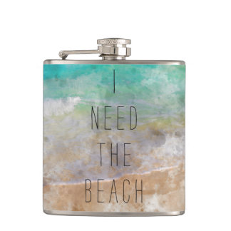 I need the Beach Gift Flask
