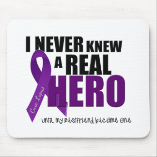 I NEVER KNEW A REAL HERO Bestfriend Mouse Pads
