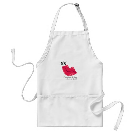 I Never Leave The House Aprons
