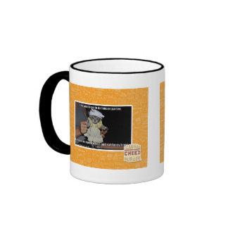 I no wanna go to da fancee partee coffee mugs