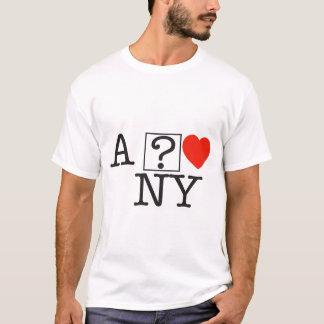 I ❤ NY (Apple Glitch) Shirt