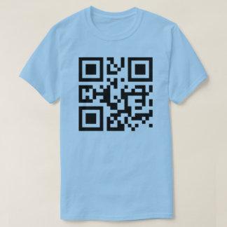 I❤NY -- QR Code T-Shirt