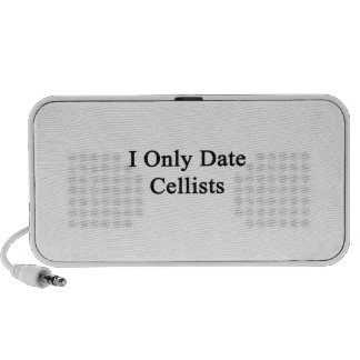 I Only Date Cellists Travel Speaker
