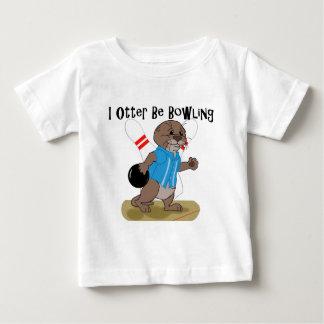 I Otter Be Bowling T Shirt
