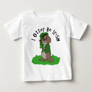 I Otter Be Irish Tshirts