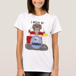 I Otter Be Jammin' T-Shirt