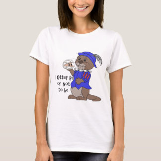 I Otter Be Or Not To Be T-Shirt