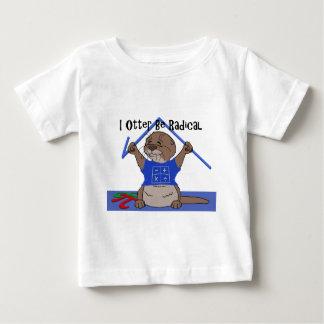I Otter Be Radical.png Tee Shirts