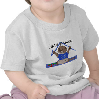 I Otter Be Radical.png Tee Shirts