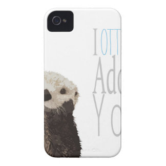 I otterly adore you Case-Mate iPhone 4 cases