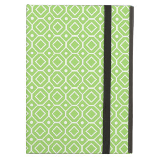 i Pad Lime Retro Pattern Case For iPad Air