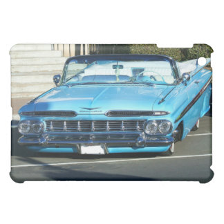 I Pad Speck Case Classic Blue Car iPad Mini Cover