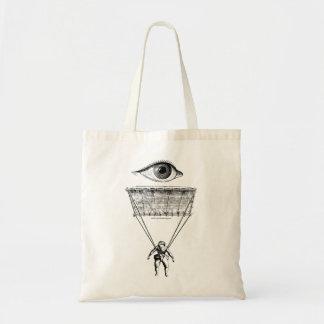 I Parachute Budget Tote Bag