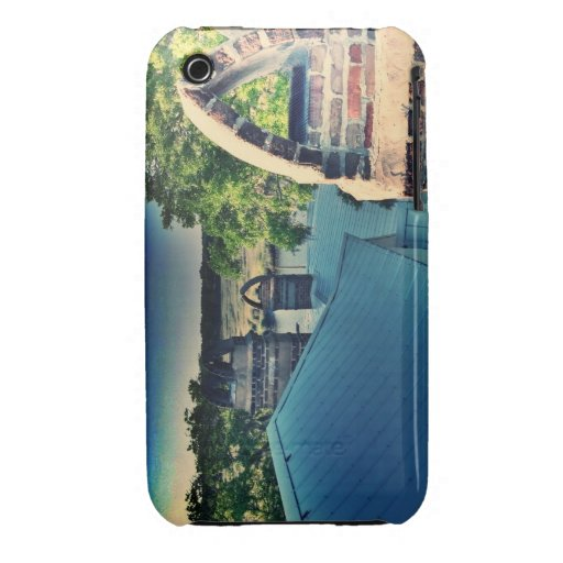 I Phone 3G/3Gs Case Lowcountry Scenery iPhone 3 Case-Mate Case