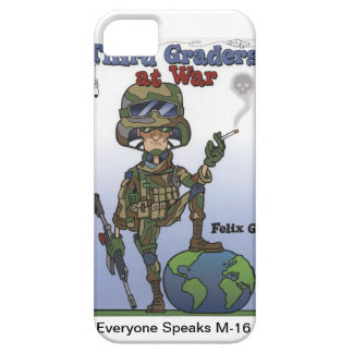 I Phone 4 case Third Graders At War iPhone 5 Covers