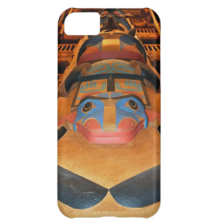 I-Phone 5 Totem Pole Case Case For iPhone 5C