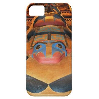 I-Phone 5 Totem Pole Case iPhone 5 Cover