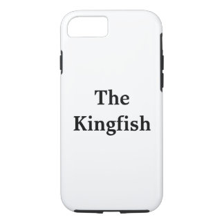 """I Phone 6 Case Tough with """"The Kingfish"""""""