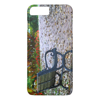 I-Phone 7 Lonely Park Bench iPhone 8 Plus/7 Plus Case