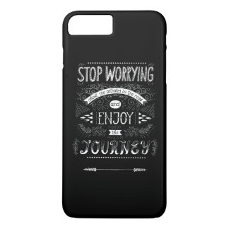 i-Phone 8 Plus/7 Plus - Enjoy the Journey iPhone 8 Plus/7 Plus Case