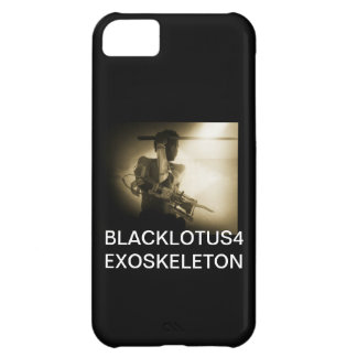 I PHONE BLACKLOTUS4 EXOSKELETON CASE