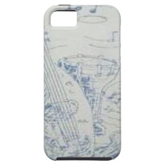 I Phone Case Musical Instruments