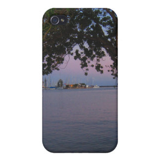 I-Phone Case of View From Magic Island iPhone 4 Cases
