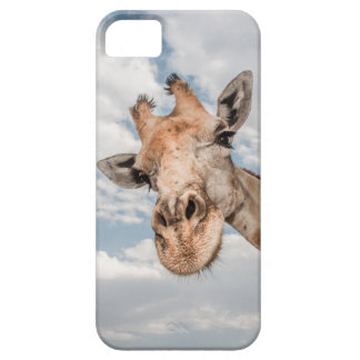 I Phone Case with Giraffe Face iPhone 5 Cases