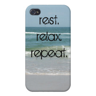 I-Phone Cover OBX Scene Outer Banks Rest Relax Rep Covers For iPhone 4