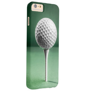 I phone S6 Protective Case with Golf Ball on Tee
