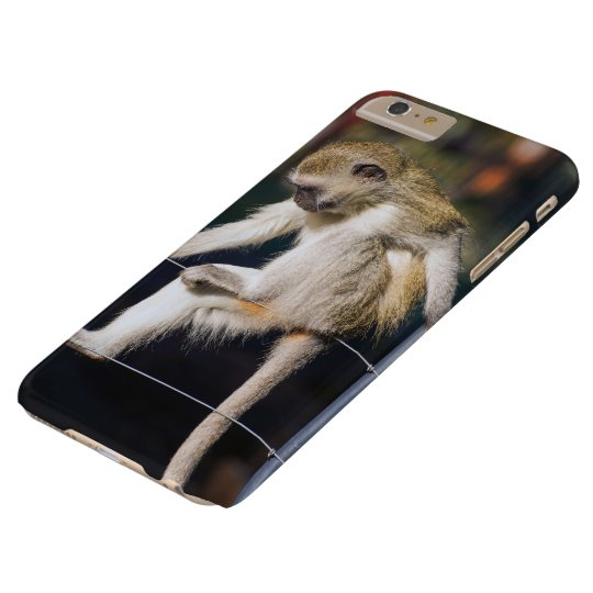 I phone S6 Protective Case with Monkey Posing