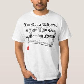 I play a Wizard Shirts