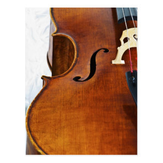 I play Cello Postcard