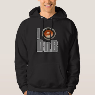 I PLAY DnB Drum and Bass music shirts and gear