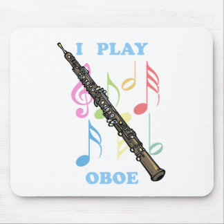 I Play Oboe Mouse Mat