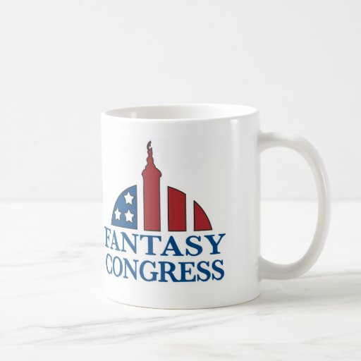 I Play Politics- Fantasy Congress Mug